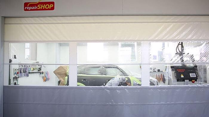 sistema repair shop per riparazioni auto in giornata